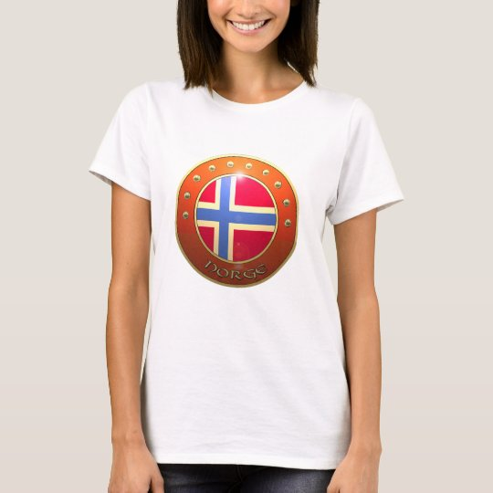 Norge shield T-Shirt
