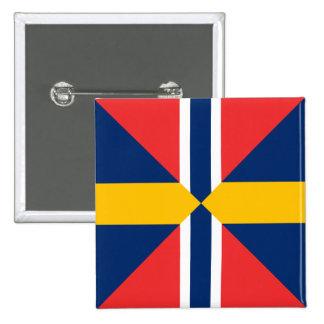 Norge Sverige Sildesalaten, Noruega Pin