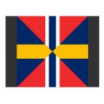 Norge Sverige Sildesalaten, Noruega Postal