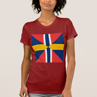 Norge Sverige Sildesalaten, Norway T-Shirt