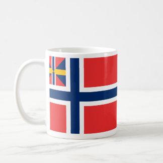 Norge Unions g 1844, Norway Mug