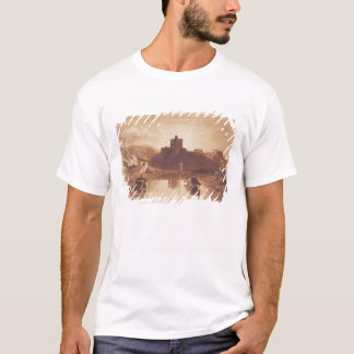 Norham Castle, engraved by Charles Turner (1773-18 T-Shirt