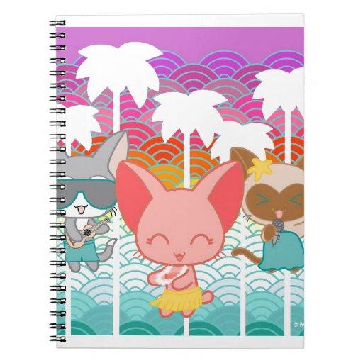 Nori Chan-Palm Trees Journals