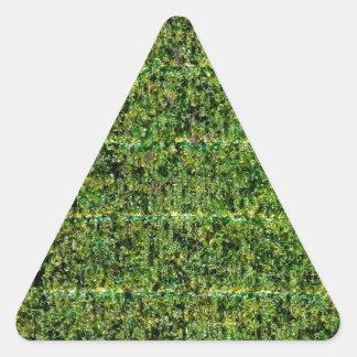 Nori - Dried Seaweed For Sushi Triangle Sticker