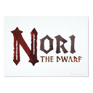 Nori Name Card