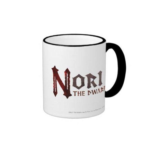 Nori Name Mugs
