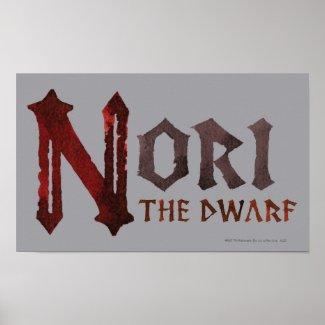 Nori Name Print