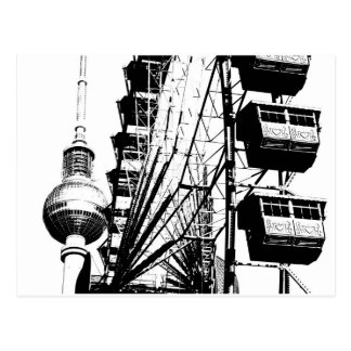 Noria con la torre de Berlín TV, Alex Postal