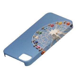 Noria con las cestas coloridas funda para iPhone 5 barely there