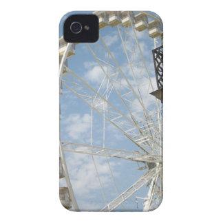 Noria de París iPhone 4 Fundas
