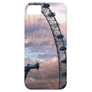 noria del ojo de Londres Funda Para iPhone 5 Barely There