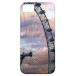 noria del ojo de Londres Funda Para iPhone SE/5/5s