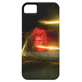 Noria en el fuego iPhone 5 Case-Mate protector