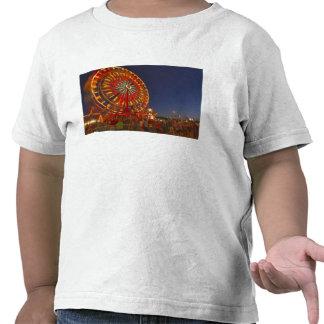 Noria en la oscuridad en el Montana del noroeste Camisetas