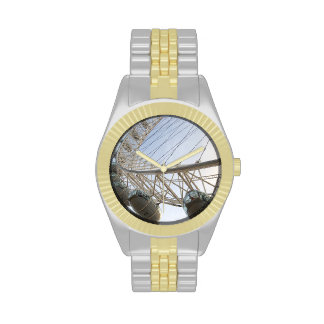 noria relojes de pulsera