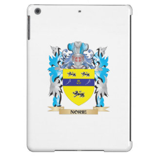Norie Coat of Arms - Family Crest iPad Air Covers