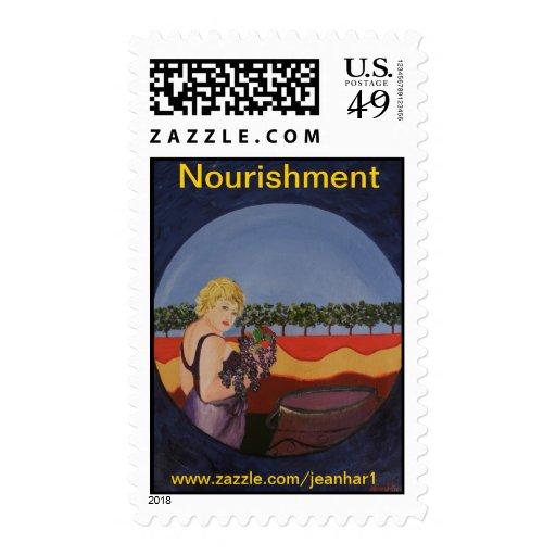 Norishment Stamp