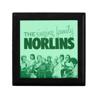 NORLINS - Verde Caja De Recuerdo