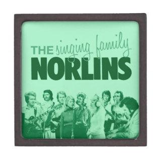 NORLINS - Verde Cajas De Recuerdo De Calidad