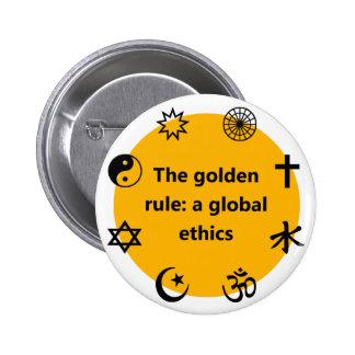 Norma de oro global pins