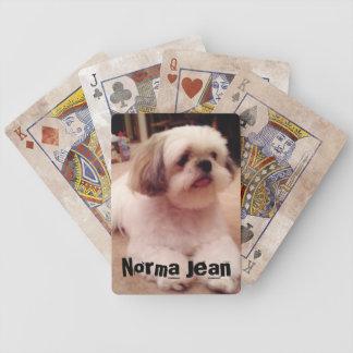 Norma Jean Cartas De Juego