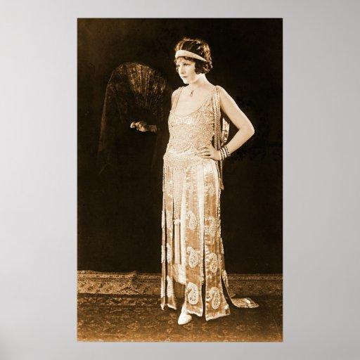 Norma modelo Talmadge 1920 Impresiones