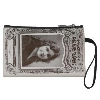 Norma Talmadge 1913 portrait silent movie actress Wristlets