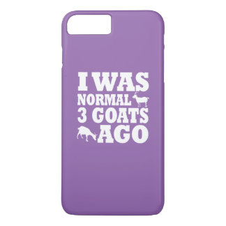 Normal 3 Goats Ago iPhone 7 Plus Case