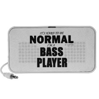 Normal Bass Player Mp3 Speakers