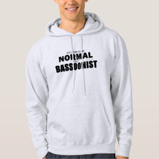 Normal Bassoonist Pullover