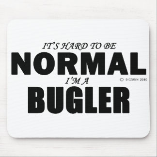 Normal Bugler Mouse Pad