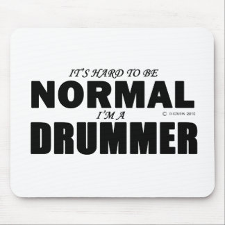 Normal Drummer Mouse Pad