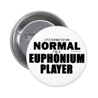 Normal Euphonium Player Pin