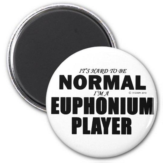 Normal Euphonium Player Magnet