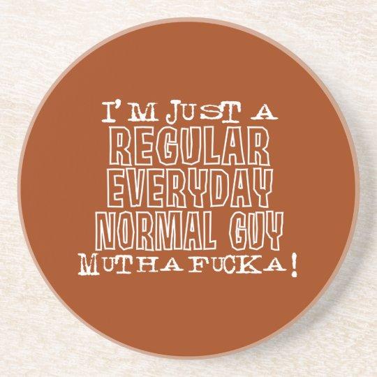Normal Guy Coaster