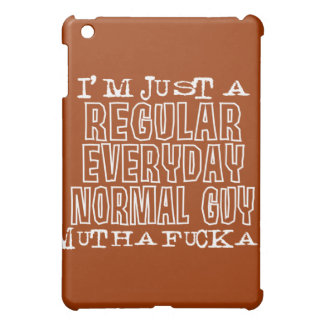 Normal Guy iPad Mini Cover