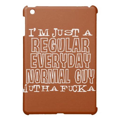 Normal Guy iPad Mini Covers