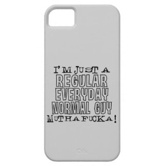 Normal Guy iPhone 5 Case