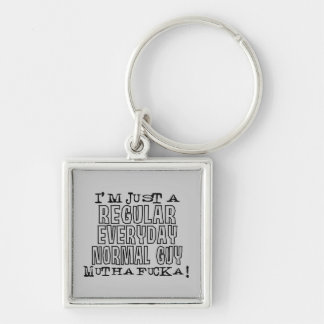 Normal Guy Keychain