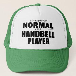 Normal Handbell Player Trucker Hat