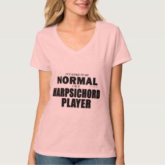 Normal Harpsichord Player T-Shirt