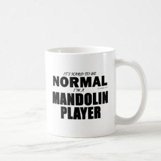 Normal Mandolin Player Mug