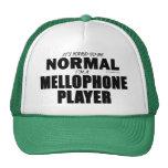 Normal Mellophone Player Trucker Hat