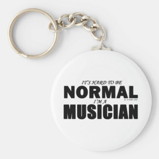 Normal Musician Keychains