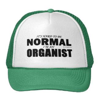 Normal Organist Trucker Hat