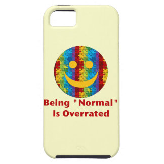 Normal Overrated (autism) iPhone SE/5/5s Case