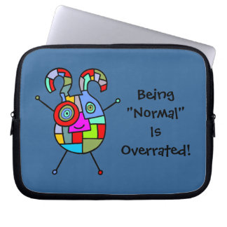 Normal Overrated Computer Sleeve