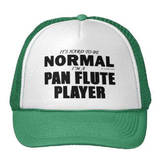 Normal Pan Flute Player Trucker Hat