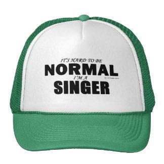 Normal Singer Mesh Hat