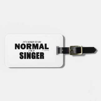 Normal Singer Tags For Bags